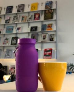colorful bottle, reusable water bottle, kids bottle, hot tea, stop plastic