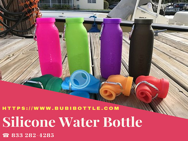 Importance of Flexible Rollup Water Bottle: Bübi Bottle