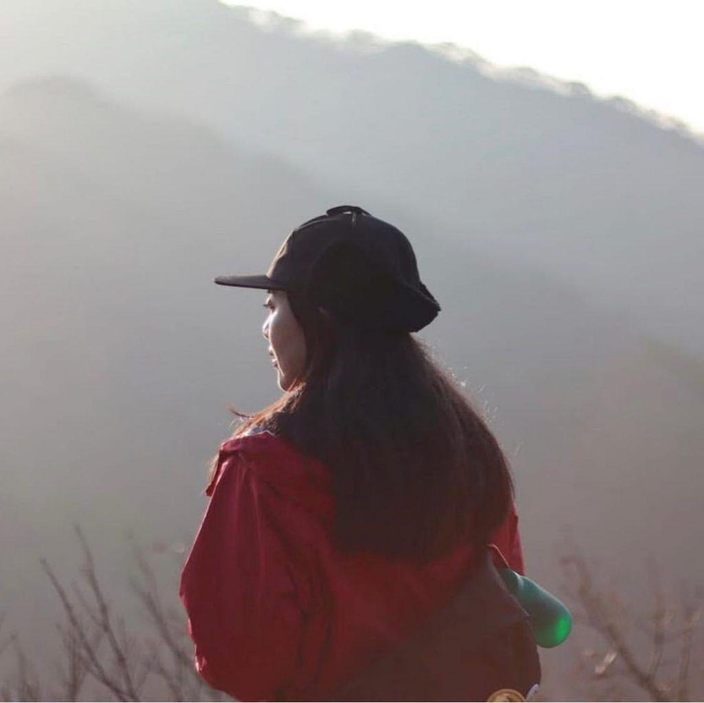 water bottle, hiking, sport