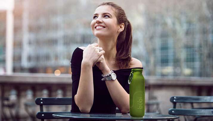 water bottle loosing weight, drink more water, vitamins