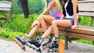 rollers goals roller skates