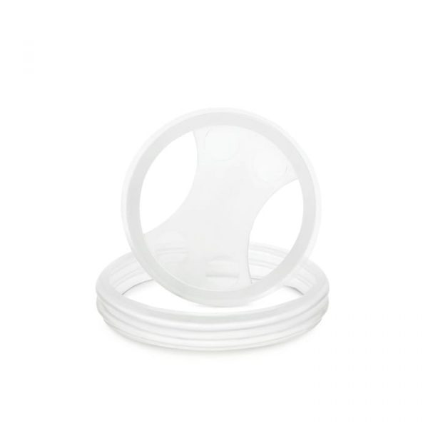 Mouth piece and thread, Bubi Bottle, silicone water bottle